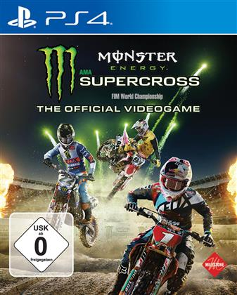 Monster Energy Supercross - The Official Videogame (German Edition)