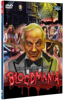 Herschell Gordon Lewis' Bloodmania (Kleine Hartbox, Trash Collection, Limited Edition, Uncut)