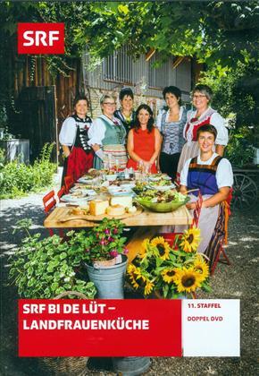 SRF bi de Lüt - Landfrauenküche - Staffel 11 (2 DVDs)