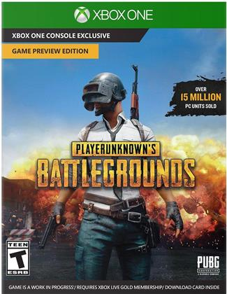 Playerunknown's Battlegrounds (Game Preview Edition)
