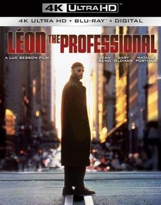 Léon - The Professional (1994) (4K Ultra HD + Blu-ray)