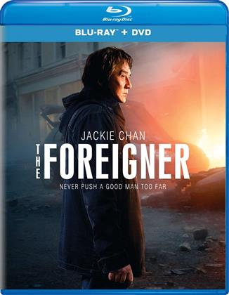 The Foreigner (2017) (Blu-ray + DVD)