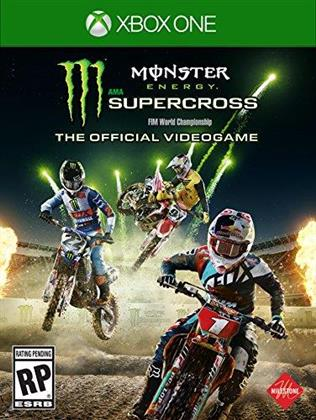 Monster Energy Supercross - The Official Video Game