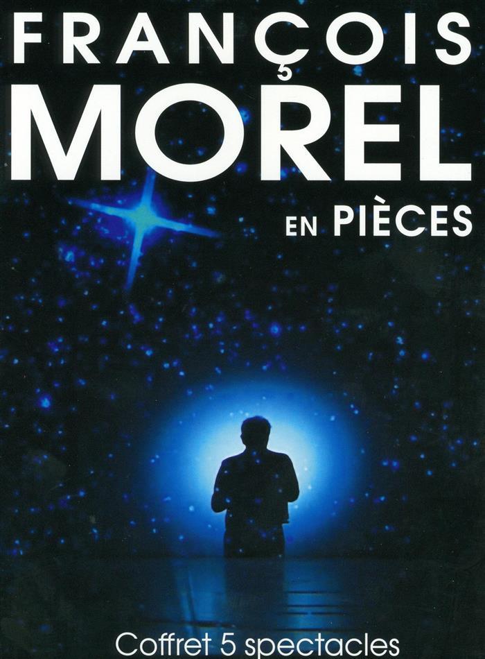 François Morel - En pièces (5 DVDs)