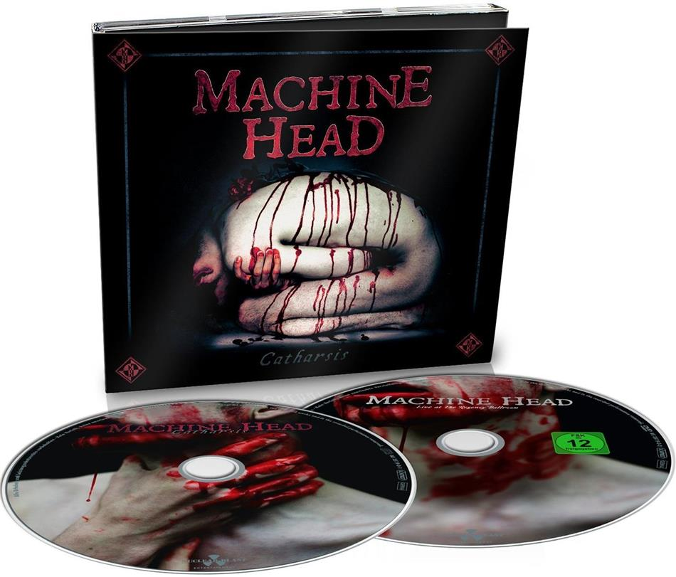 Machine Head - Catharsis (CD + DVD)