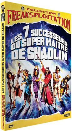 Les 7 successeurs du super maître de Shaolin (1980) (Collection Freaksploitation)