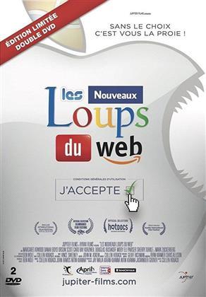 Les nouveaux loups du web (2013) (Edizione Limitata, 2 DVD)