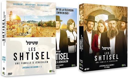 Les Shtisel - Une famille à Jérusalem : L'intégrale des saisons 1 & 2 (8 DVDs)