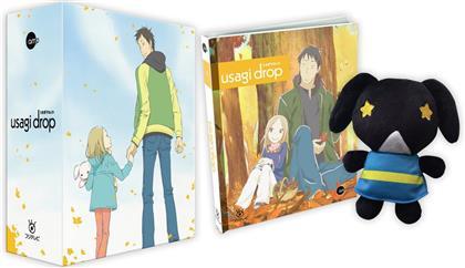 Usagi Drop - Staffel 1 - Vol. 1 (+ Sammelschuber, + Plüschtier, Limited Edition)