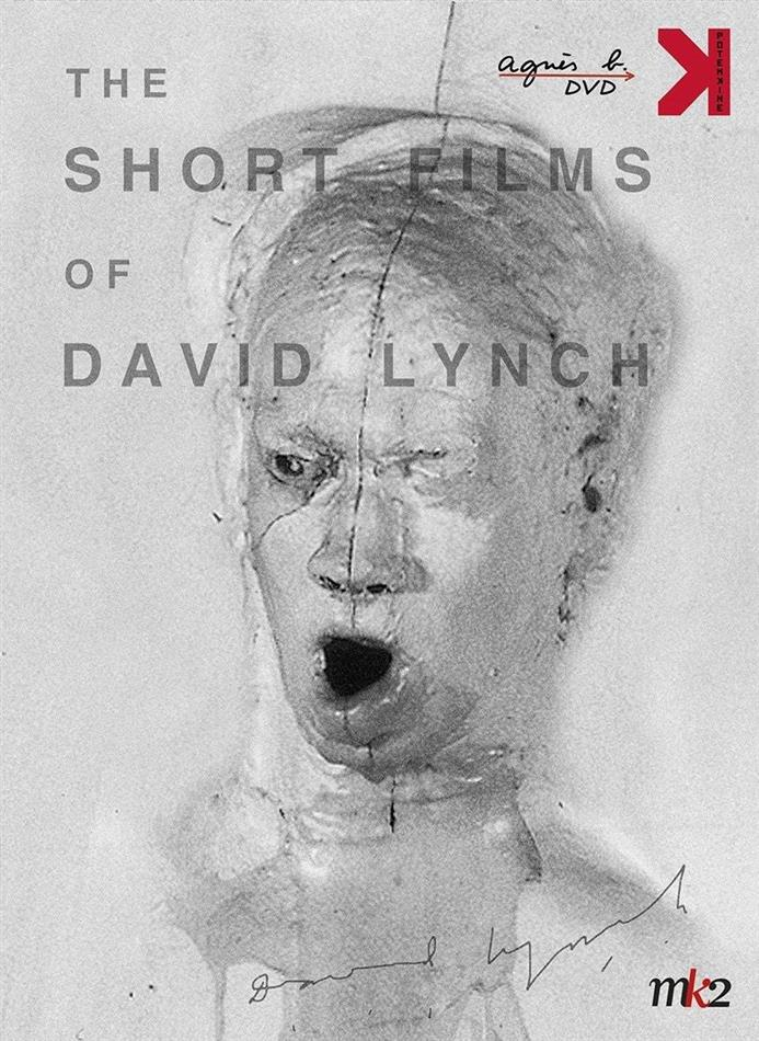 The Short Films of David Lynch (1966) (Collection Agnès B, MK2, Digibook)