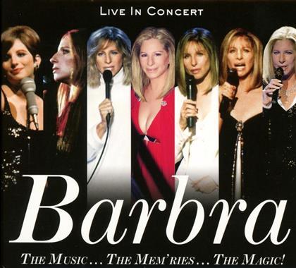 Barbra Streisand - The Music....The Mem'ries...The Magic (2 CDs)