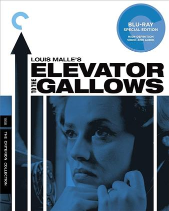 Elevator To The Gallows (1958) (Criterion Collection)