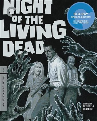 Night Of The Living Dead (1968) (n/b, Criterion Collection)