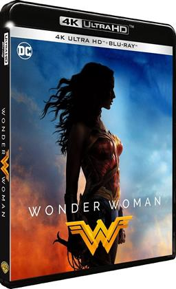 Wonder Woman (2017) (Ultimate Edition, 4K Ultra HD + Blu-ray)