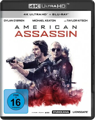 American Assassin (2017) (4K Ultra HD + Blu-ray)