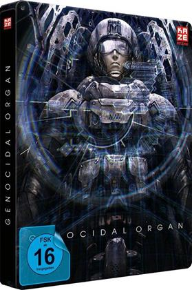Genocidal Organ - Project Itoh Trilogie - Teil 3 (2017) (Steelbook, Blu-ray + DVD)