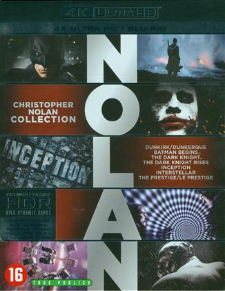Christopher Nolan Collection (7 4K Ultra HDs + 14 Blu-rays)