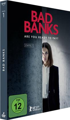 Bad Banks - Staffel 1 (2 DVDs)