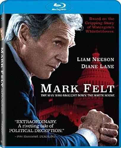 Mark Felt - The Man who brought down the White House (2017)