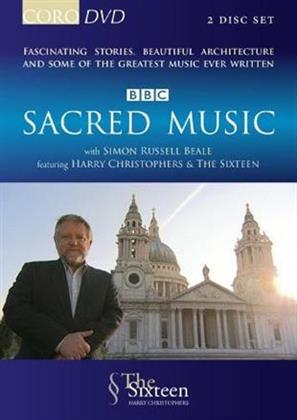 The Sixteen & Harry Christophers - Sacred Music (BBC, 2 DVDs)