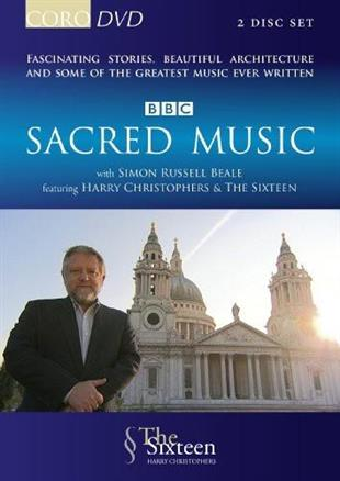 The Sixteen & Harry Christophers - Sacred Music (BBC, 2 DVD)