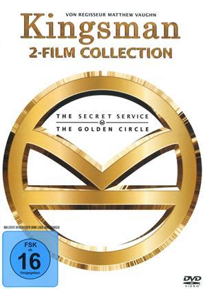 Kingsman: 2-Film Collection - The Secret Service / The Golden Circle (2 DVDs)