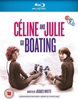 Céline & Julie go Boating (1974)