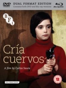 Cria Cuervos (1976) (DualDisc, Blu-ray + DVD)