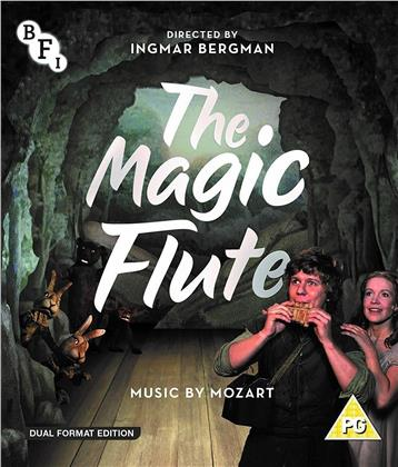 The Magic Flute (1975) (DualDisc, Blu-ray + DVD)