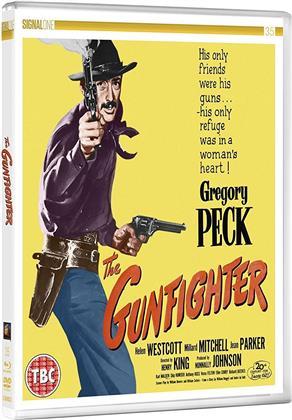 The Gunfighter (1950) (DualDisc, Blu-ray + DVD)
