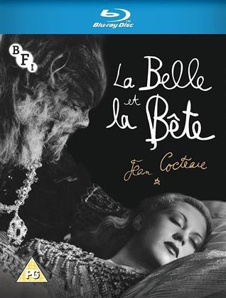 La belle et la bête (1945) (s/w)