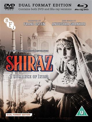 Shiraz - A romance of India (1928) (DualDisc, Blu-ray + DVD)