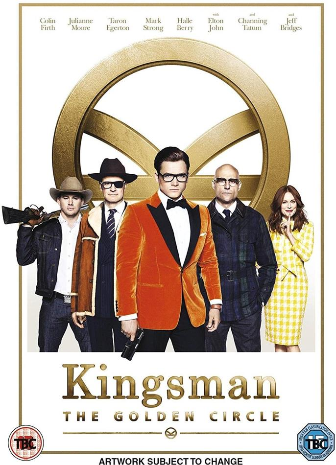 Kingsman 2 - The Golden Circle (2017)