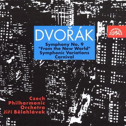 Antonin Dvorák (1841-1904), Jiri Belohlavek & The Czech Philharmonic Orchestra - Symphony No.9 In E Minor