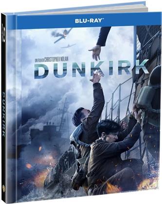 Dunkirk (2017) (Digibook, 2 Blu-rays)