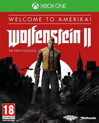 Wolfenstein 2 - The New Colossus (Welcome to Amerika! Edition)