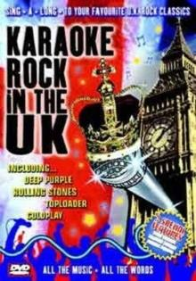 Karaoke - Karaoke Rock In The Uk