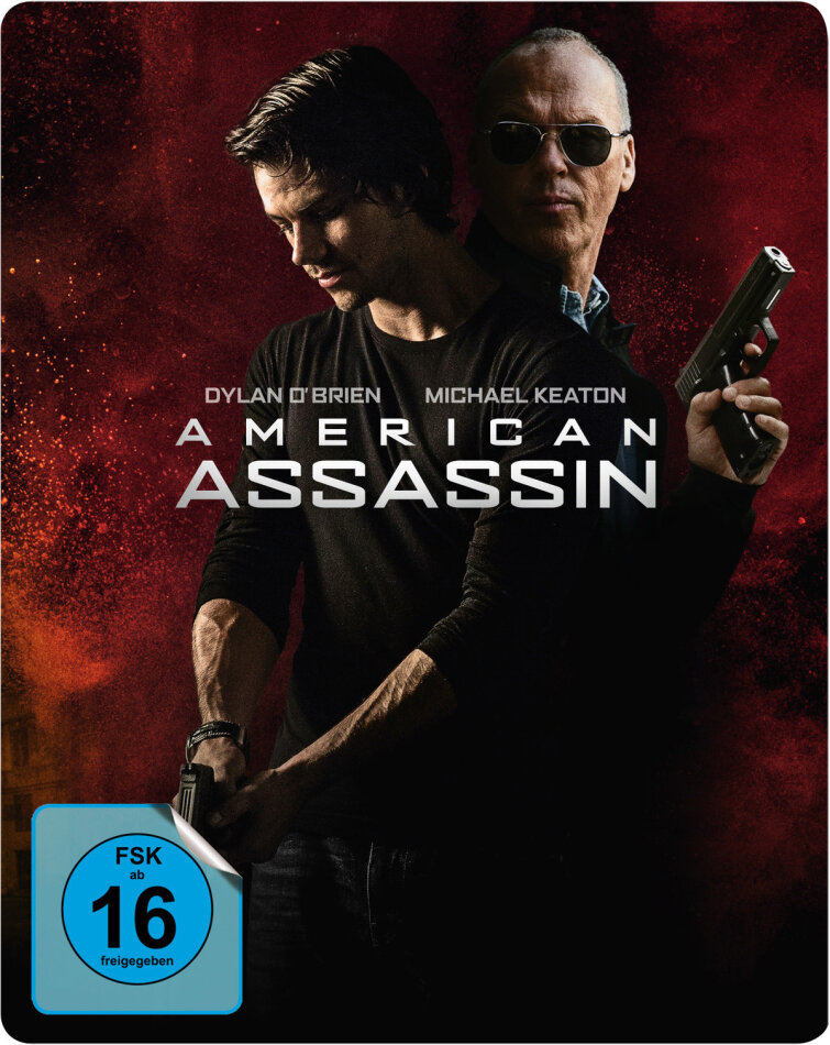 American Assassin (2017) (Steelbook)