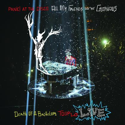 Panic At The Disco - All My Friends, We're Glorious:Death Of A Bachalor (2 LPs)