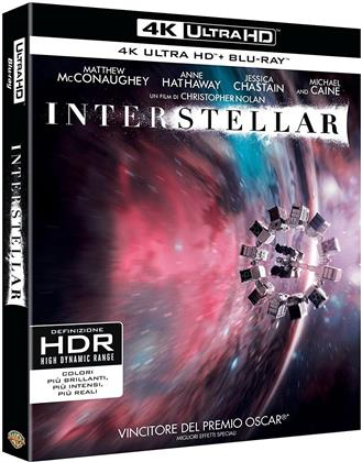 Interstellar (2014) (4K Ultra HD + Blu-ray)