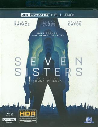 Seven Sisters (2017) (4K Ultra HD + Blu-ray)
