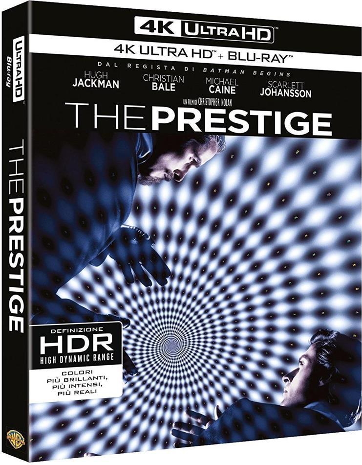The Prestige (2006) (4K Ultra HD + Blu-ray)