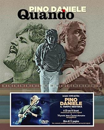 Pino Daniele - Quando (Deluxe Edition, Remastered, 6 CDs + DVD)