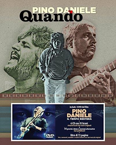 Pino Daniele - Quando (Deluxe Edition, Remastered, 6 CDs + DVD)