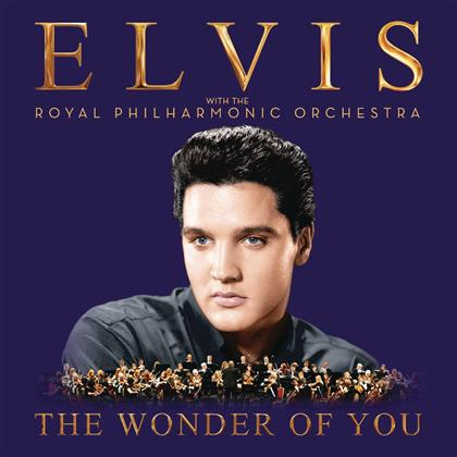 Elvis Presley - The Wonder Of You (International Edition)