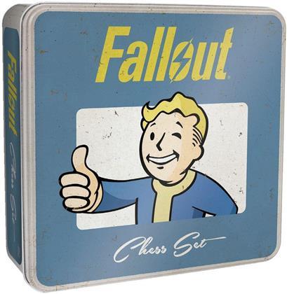 Fallout - Schachspiel Collector's Set