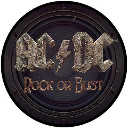 AC/DC - Rock or Bust Patch