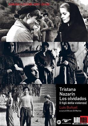 Collezione Luis Buñuel - Los olvidados / Nazarín / Tristana (Cofanetto, n/b, 3 DVD)