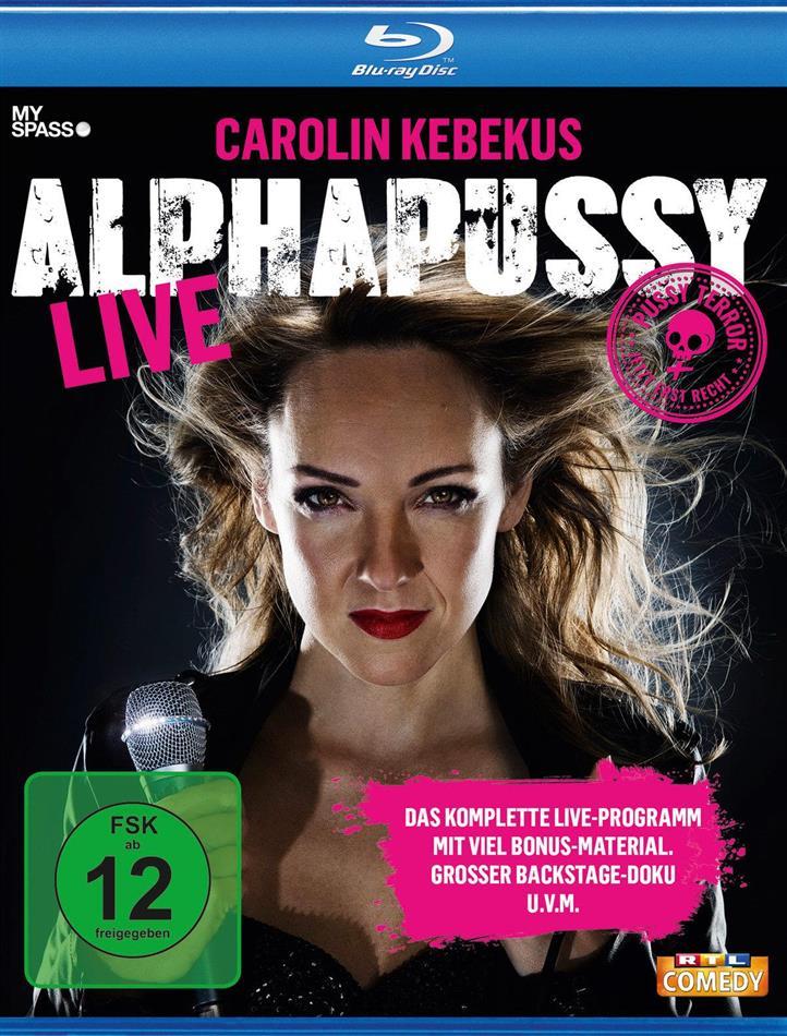 Carolin Kebekus - Alphapussy - Live