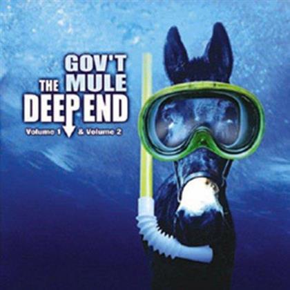 Gov't Mule - Deep End 1 & 2 (3 CDs)